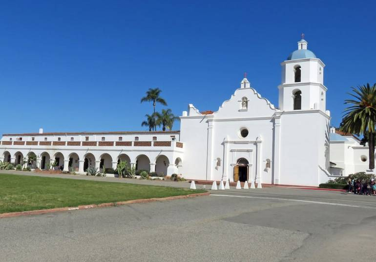 Mission San Luis Rey Oceanside