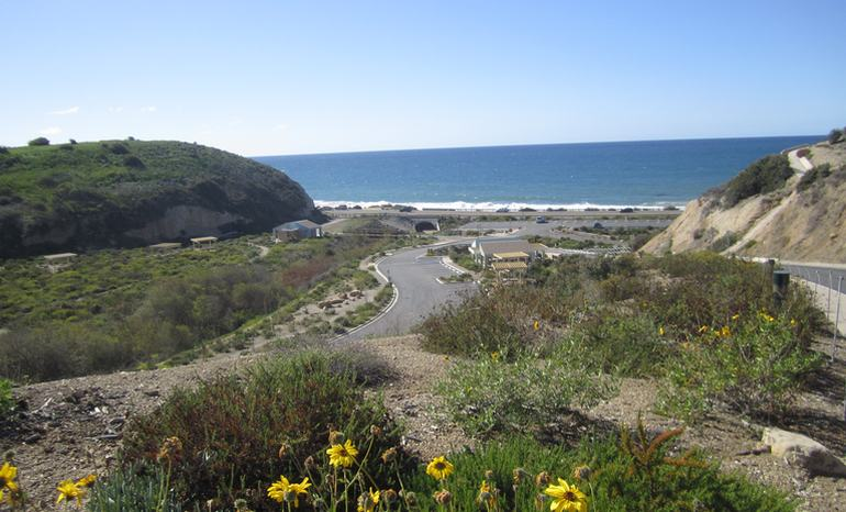 Moro Campground Crystal Cove State Park