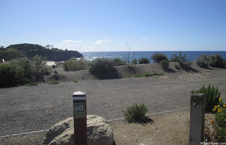Moro Campground Campsite 60 Best Ocean View