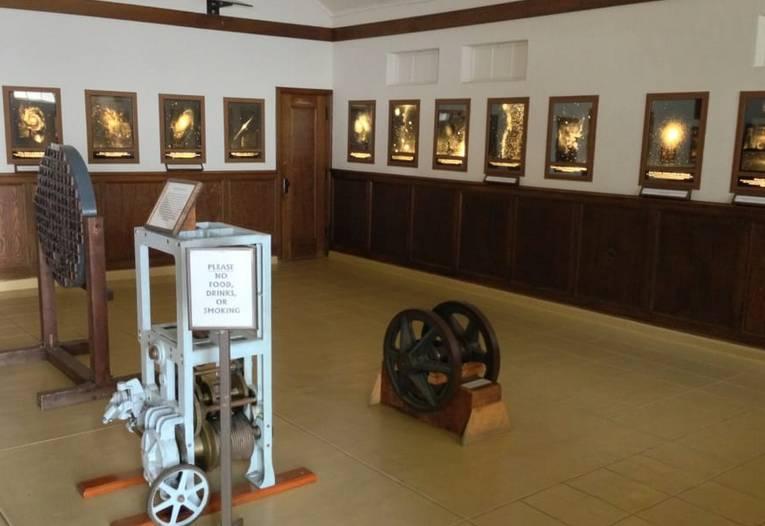 Mt Wilson Astronomical Museum