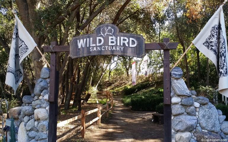 Myrtle Creek Gardnes Wild Bird Sanctuary