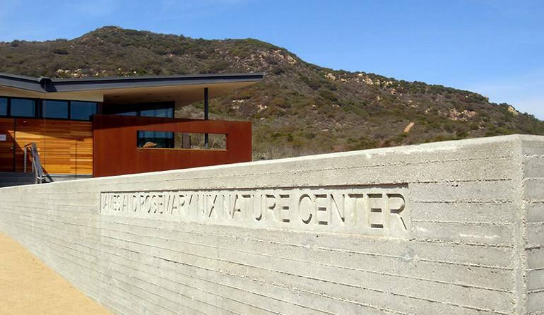 Nix Nature Center Laguna Canyon Day Trip