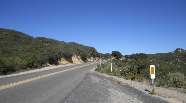 Ortega Highway Road Trip