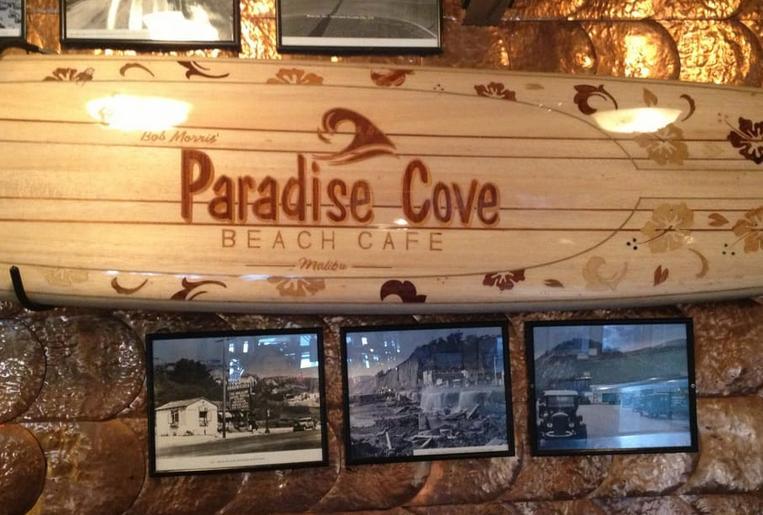 Paradise Beach Cafe