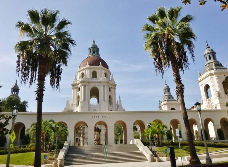 Pasadena Day Trip