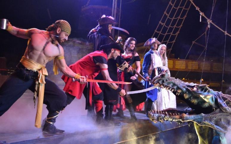 Pirate's Dinner Adventure Show