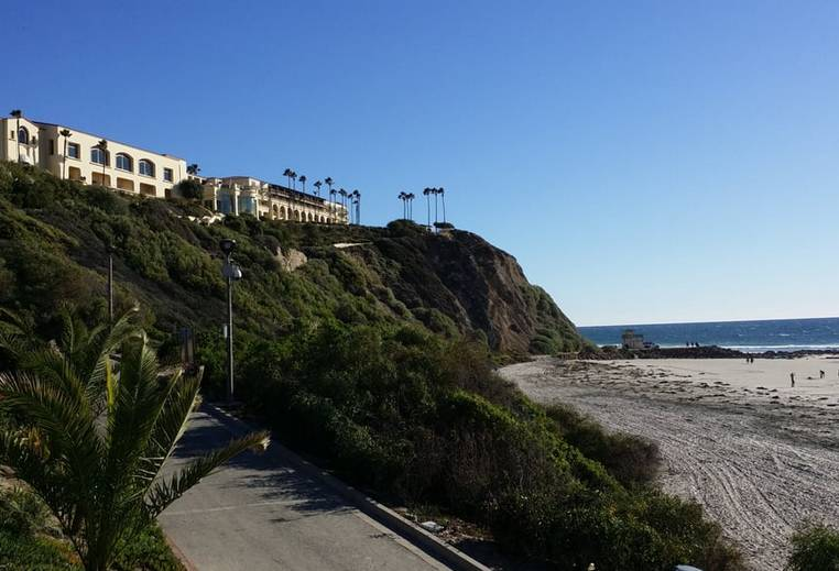 Ritz-Carlton, Laguna Niguel Salt Creek Beach