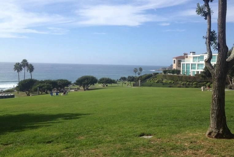 Bluff Park at Salt Creek Beach