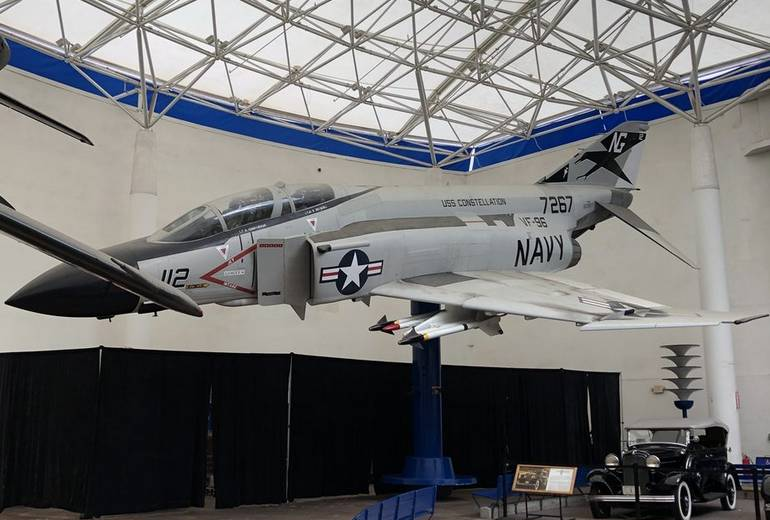 Balboa Park Air and Space Museum