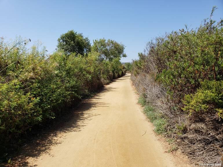 San Joaquin Wildlife Sanctuary Trail