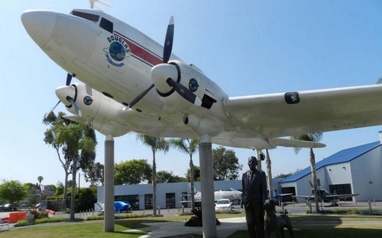 Santa Monica Air Museum