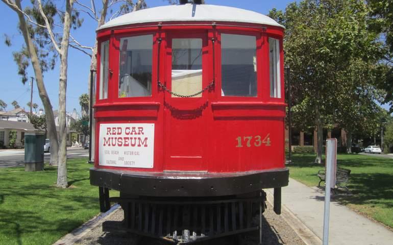 Red Car Museum