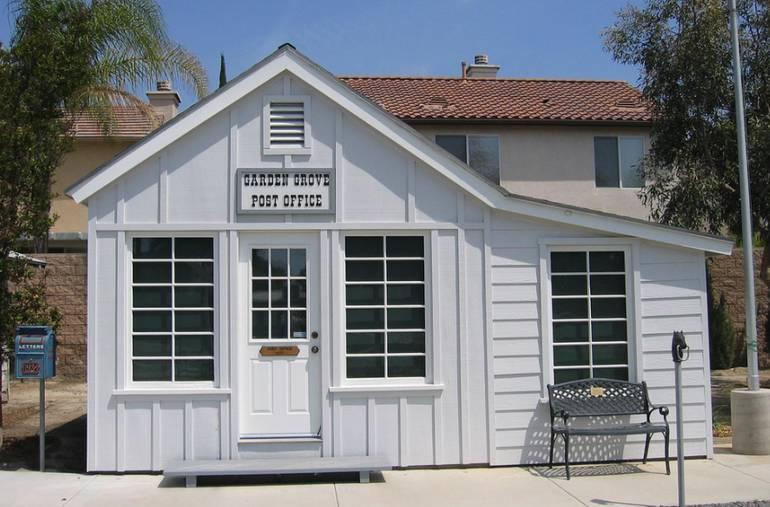 Stanley Ranch Museum Garden Grove Post Office