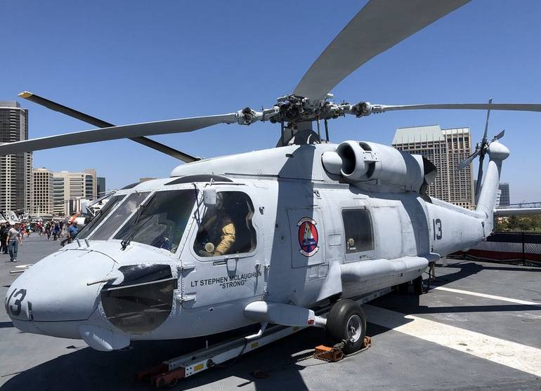 USS Midway Museum San Diego California