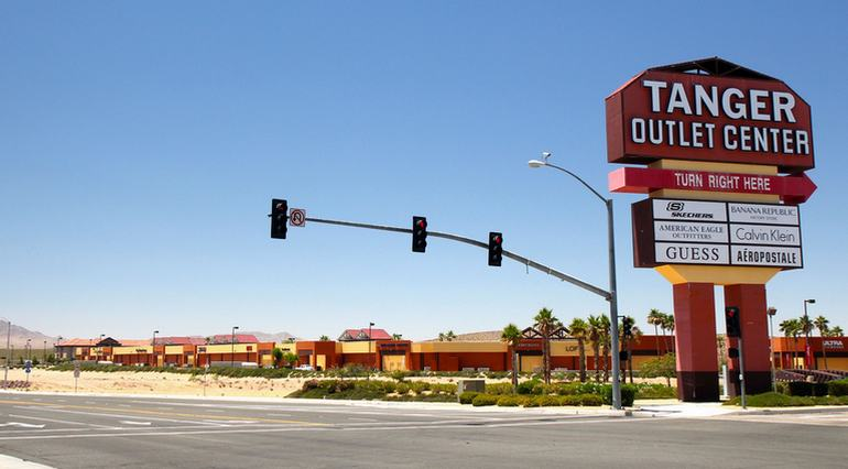 Barstow Outlet Mall Factory Stores