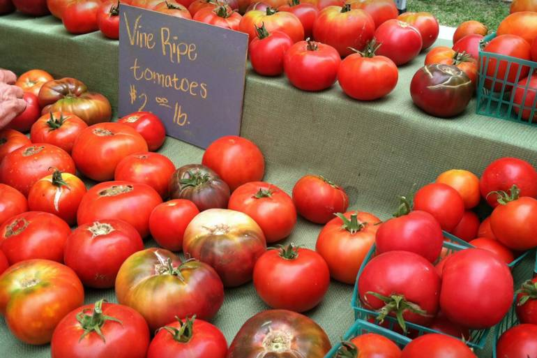 Beverly Hills Farmers Market