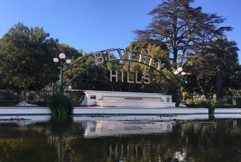 Beverly Hills Day Trip