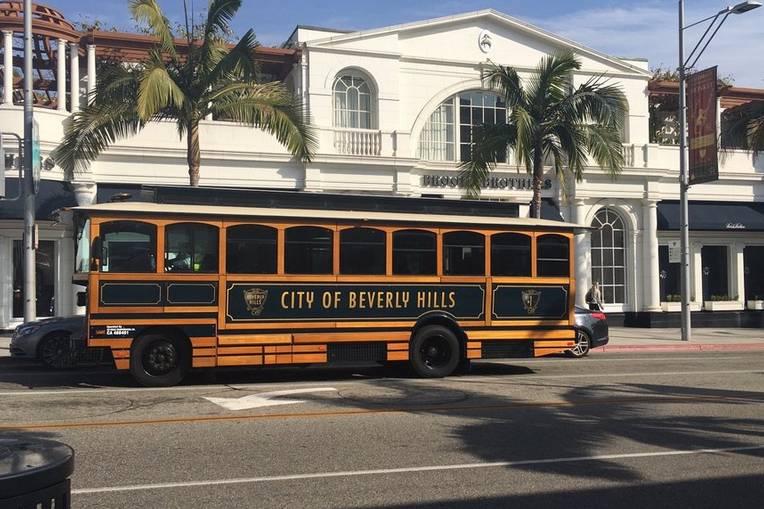 Beverly Hills Trolley