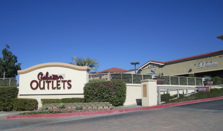 Cabazon Outlet Mall Palm Springs Day Trip