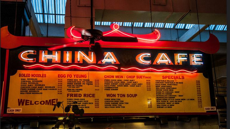 China Cafe Grand Central Market