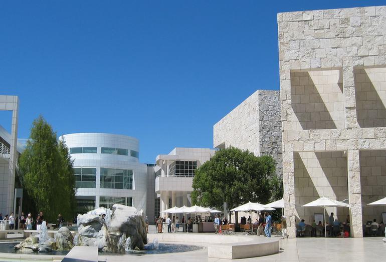 J Paul Getty Center Los Angeles
