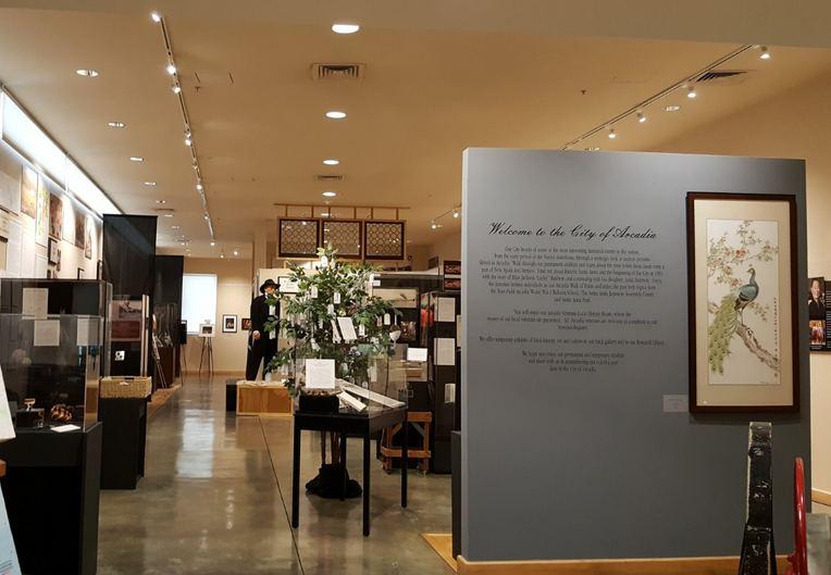 Gilb Museum of Arcadia Heritage