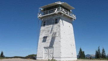 California Lookout Tower