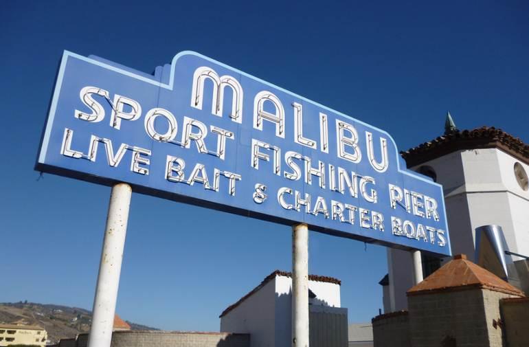 Malibu Beach Day Trip