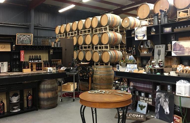 Orfila Vineyards Tasting Room