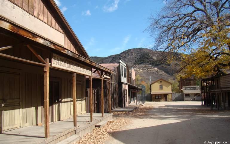 Paramount Ranch Agoura Hills