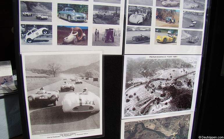 Paramount Ranch Racetrack
