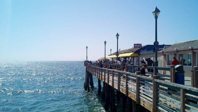 King Harbor Redondo Beach Day Trip