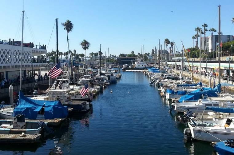 King Harbor Redondo Beach California