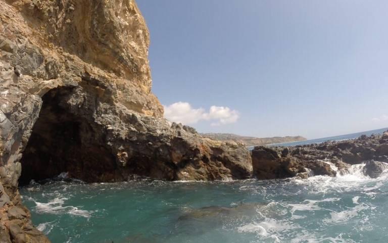 Palos Verdes Sea Cave