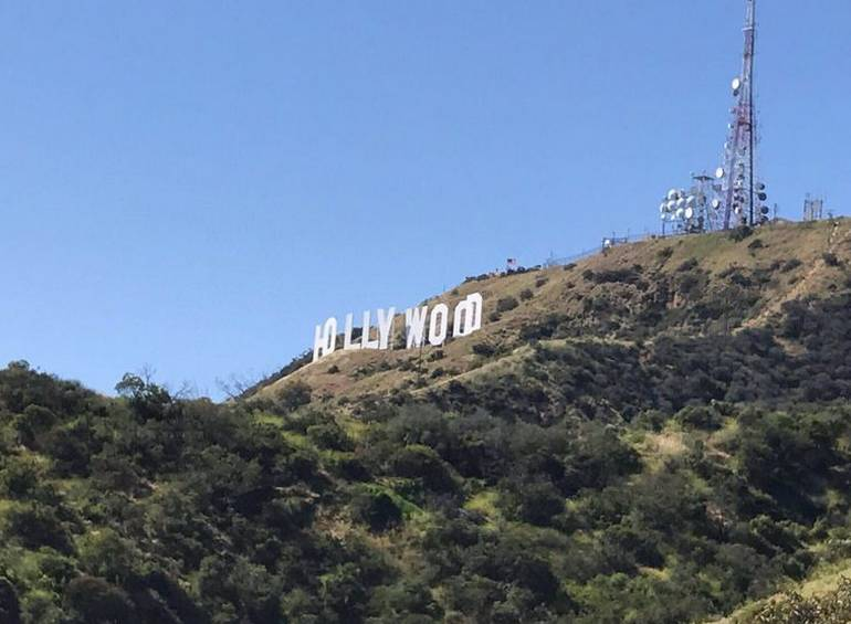 Sunset Ranch Hollywood Sign View