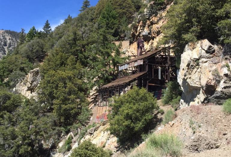 Big Horn Mine Wrightwood California
