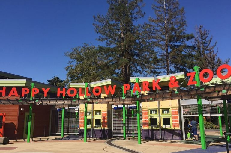 Happy Hollow Park & Zoo San Jose CA