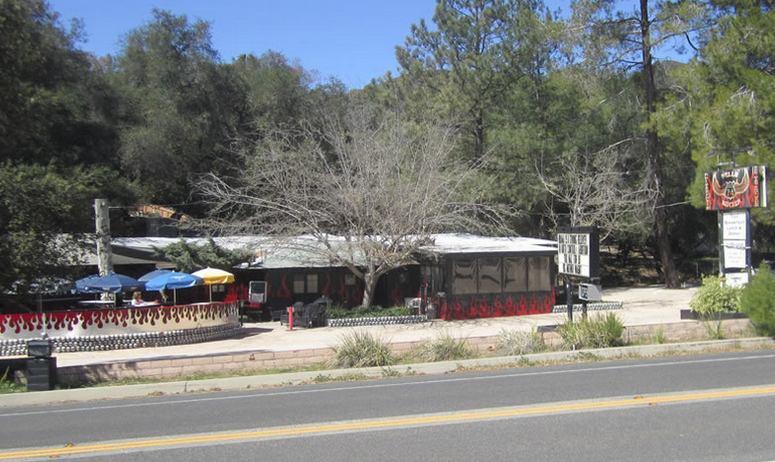 Hells Kitchen Ortega Highway 74