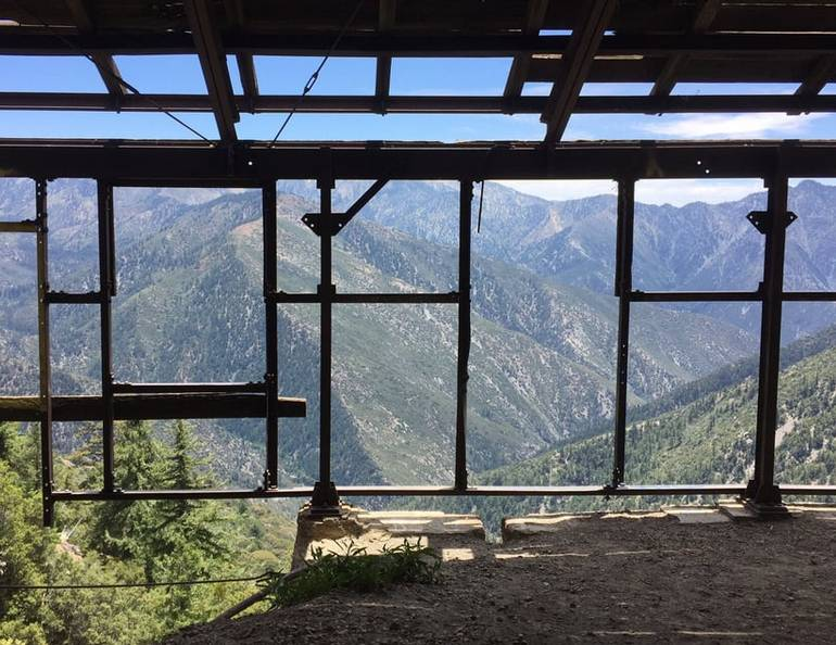 Big Horn Mine San Gabriel Mountains