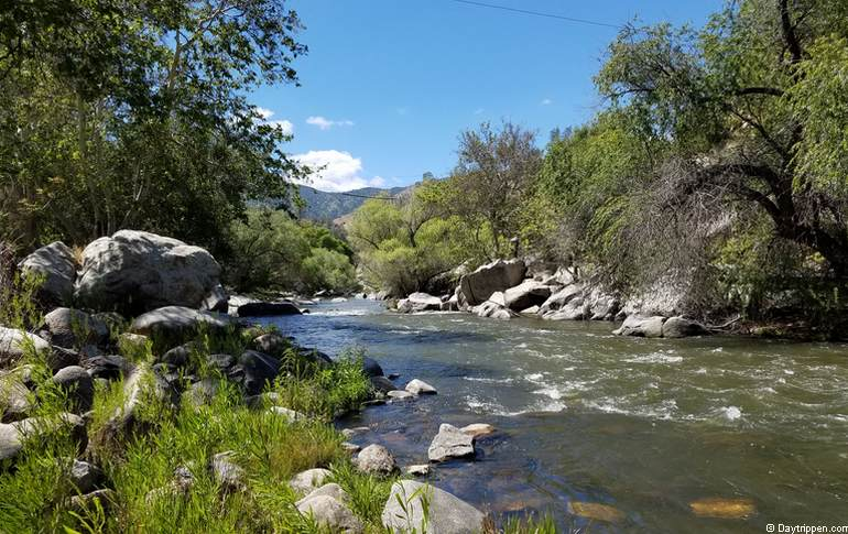 Kern River Hobo Campground