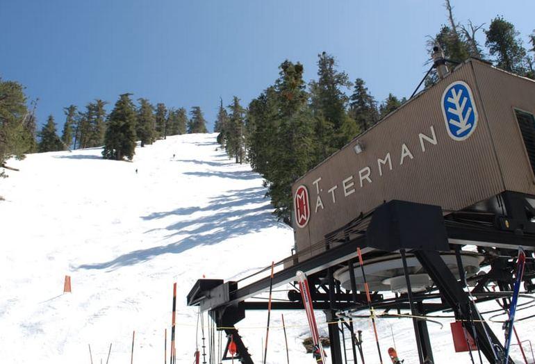 Mount Waterman