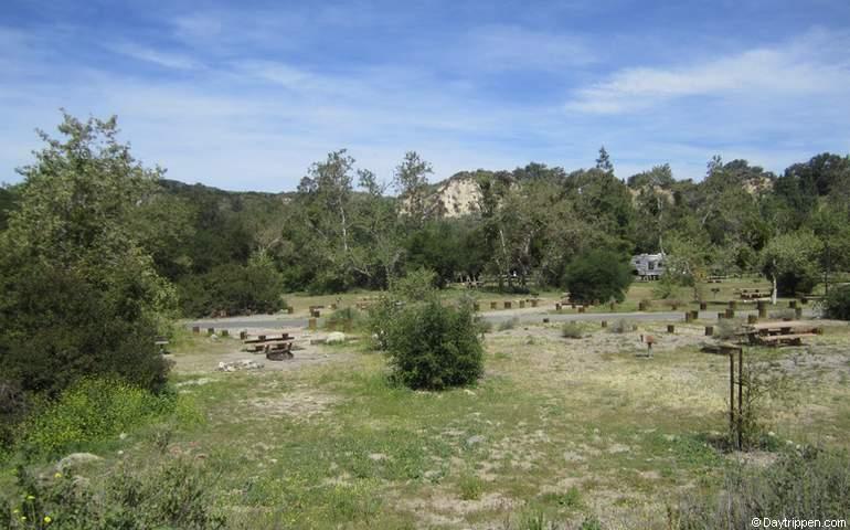 O'Neill Regional Park Campground