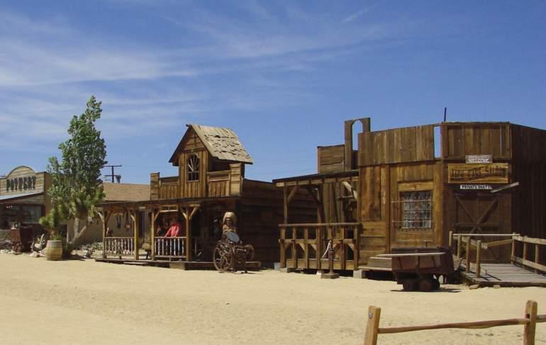 Pioneertown Yucca Valley
