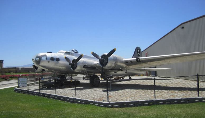 Planes of Fame Air Museum Chino Airport