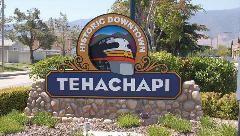 Tehachapi Day Trip Murals & Museums