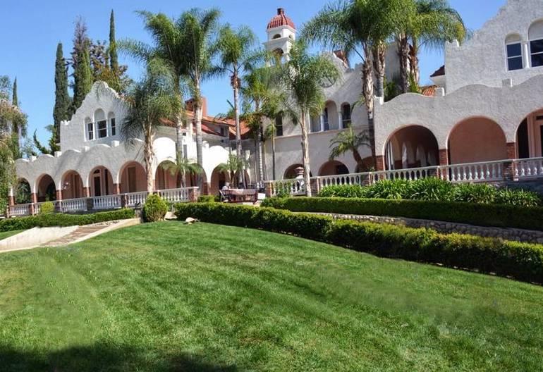 Burrage Mansion Redlands California