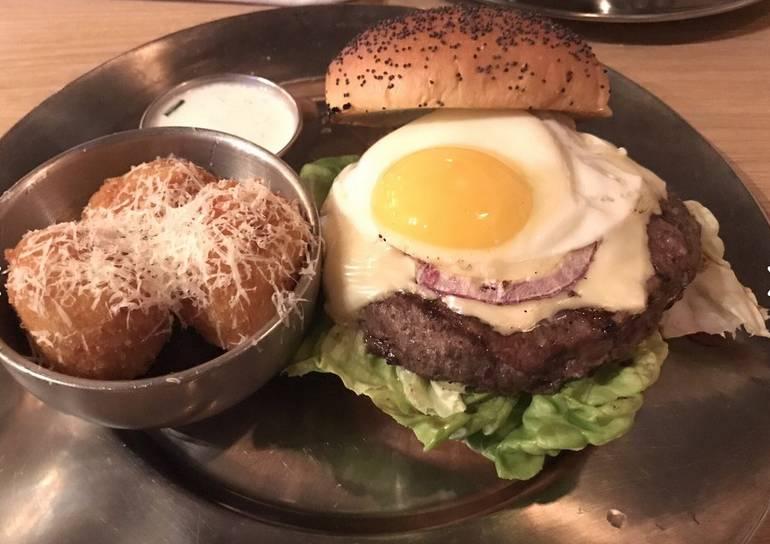 Eureka Burger Redlands California