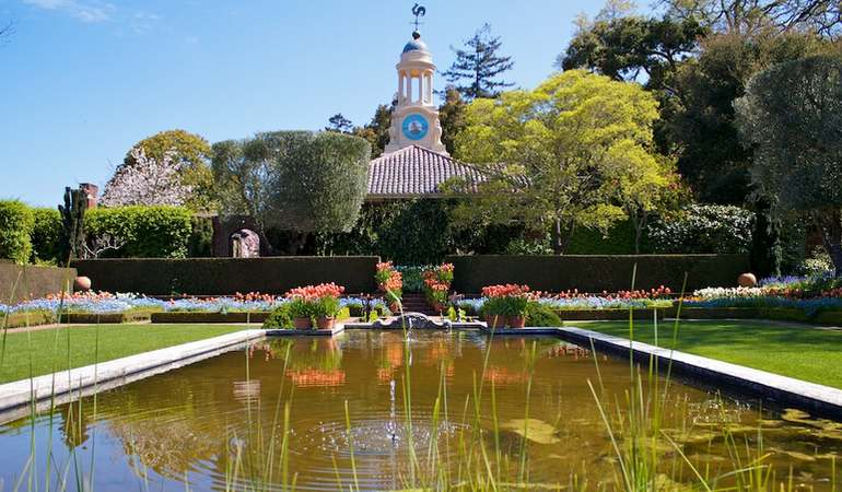 Filoli Estate & Gardens San Francisco Day Trip