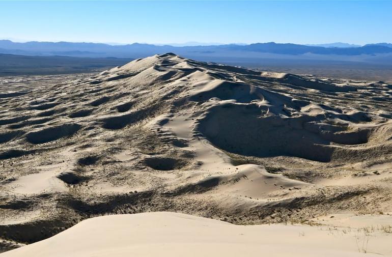 Kelso Dunes Mojave National Preserve
