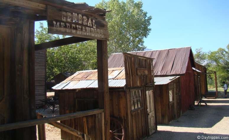Little Pine Village Eastern California Museum